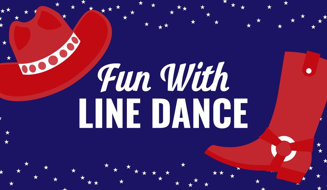 Fun with Line Dance